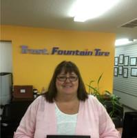 Carol Cook Fountain Tire Manager