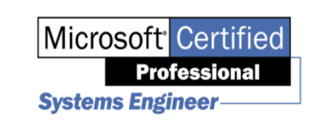 Microsoft Certified Systems Engineer